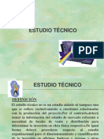 Proyectos de Inversion II