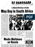 Workers Vanguard No 403 - 9 May 1986