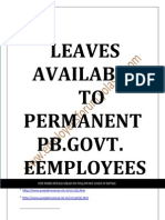 LEAVES-AVAILABLE-TO-PUNJAB-GOVT