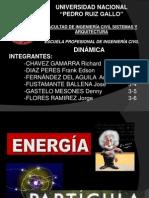Diapositivas Trabajo y Energia - Particula 2