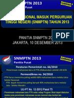 Info Pengumuman SNMPTN Jadwal SNMPTN 2013
