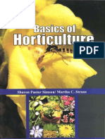 Basic of Horticulture