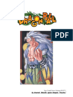 RPG Dragon Ball Oficial l by Fractius