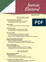 Justicia Electoral Tercera Epoca No 4 2009 i