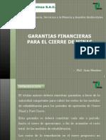 Trabajo_garantias Financieras de Cierre_expo