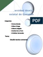 ESTUDIO TÉCNICO COMERCIAL