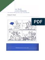 Dussel, Apel - Ricoeur - Rorty y la filosofía de la liberación