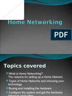 Home Networking Basics