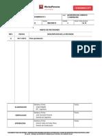 Relatório da escombrera 6- Ecuuación RDP  - rev A2