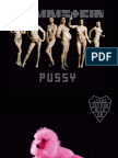 Digital Booklet - Pussy