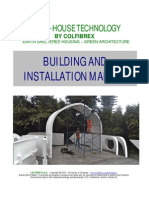 Green-House System Building and Installation Manual