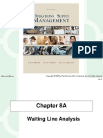 Chapter 8A Waiting line