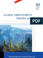 global employmennt trends 2013