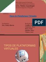 Tipos de Plataformas Virtuales y Caracteristicas