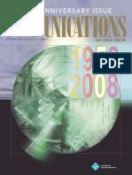 Communication Magazine 200801