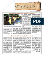 THE MARIKINA STAKE PAPYRUS Vol. 1 Issue I