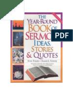 Year Round Sermon Ideas by Elmer Towns