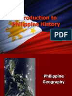 Introduction to Philippine History