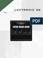 Manuel adoucisseur Electronic SE