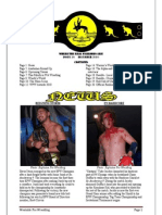 edited westside pro wrestling - issue 16 - december 2010