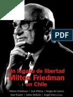 Legado de Milton Friedman en Chile