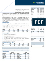 Market Outlook, 4th February, 2013