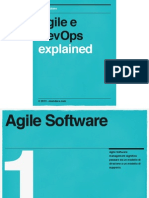 Agile Software Development e DevOps