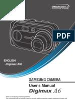 Aparat foto Samsung A6
