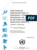 WMO 258 Volume II Es(1)