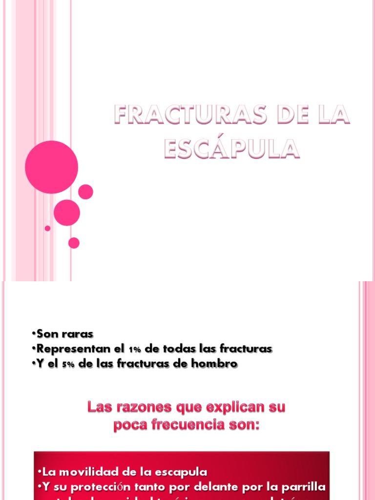 FRACTURAS DE ESCÁPULA 01411d56e983
