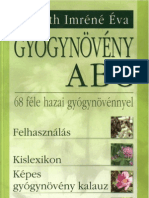Gyógynövény ABC