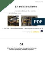 Lufthansa case