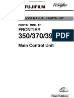 Fuji FRONTIER 350 370 SERVICE MANUAL | File System