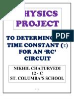 12th physics project