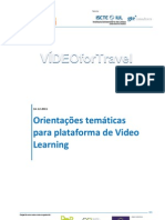 VideoForTravel E Learning Propostas 1-2