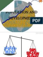 population and development ;)