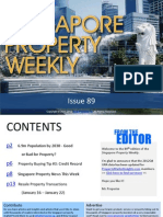 Singapore Property Weekly Issue 89