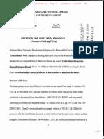 Petition.Mandamus.12-5017 buzsek