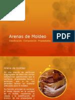 Arenas de Moldeo