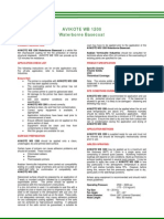 intumesan-yangın-koruma-boyası-data sheet-wb 1200
