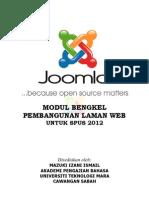 Joomla Workshop 21.5.2012 for SPUS 2012