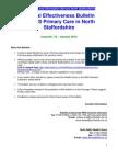Clinical effectiveness Bulletin no. 72 January 2013