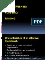 Com Dent Brushing