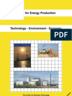 Straw for Energy Production