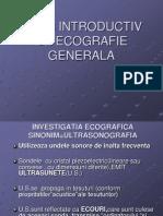 Curs Intensiv de Ecografie Generala