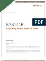 FAS141- Aranca
