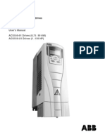 Abb Acs550 Vfd Manual