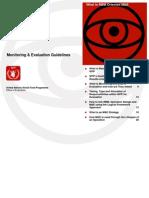 M & E Guidelines