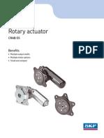 Skf Rotary Actuators