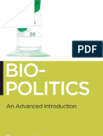 Biopolitics - an advanced introduction